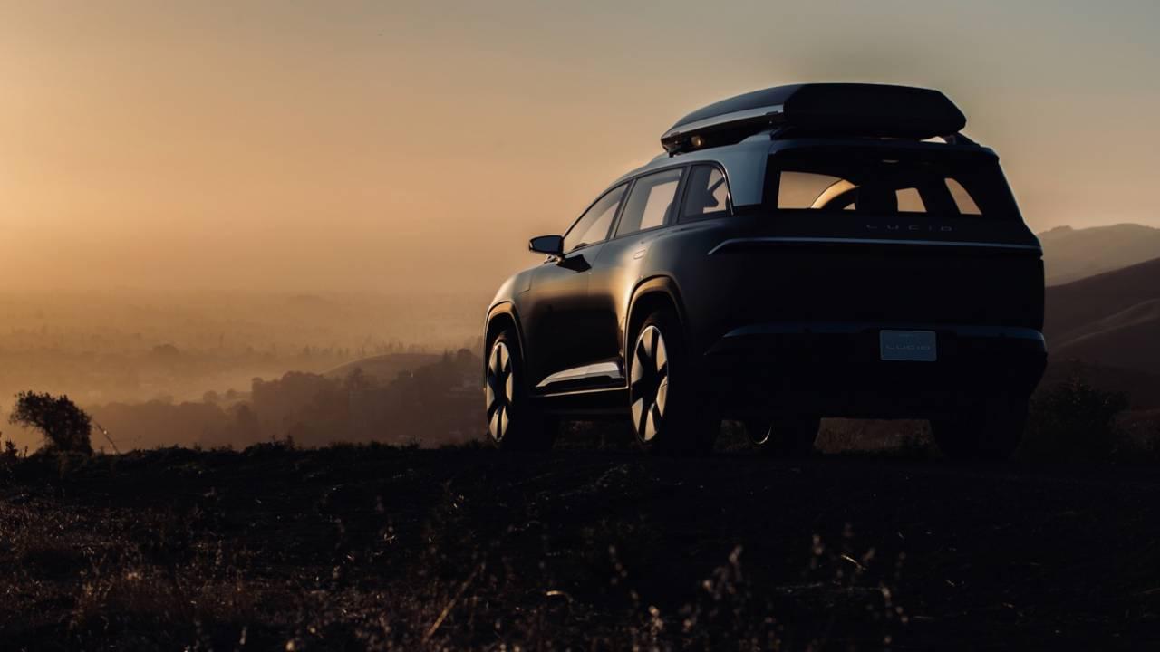 Tesla rival Lucid Motors unveils 'Air' electric sedan with 500-mile range
