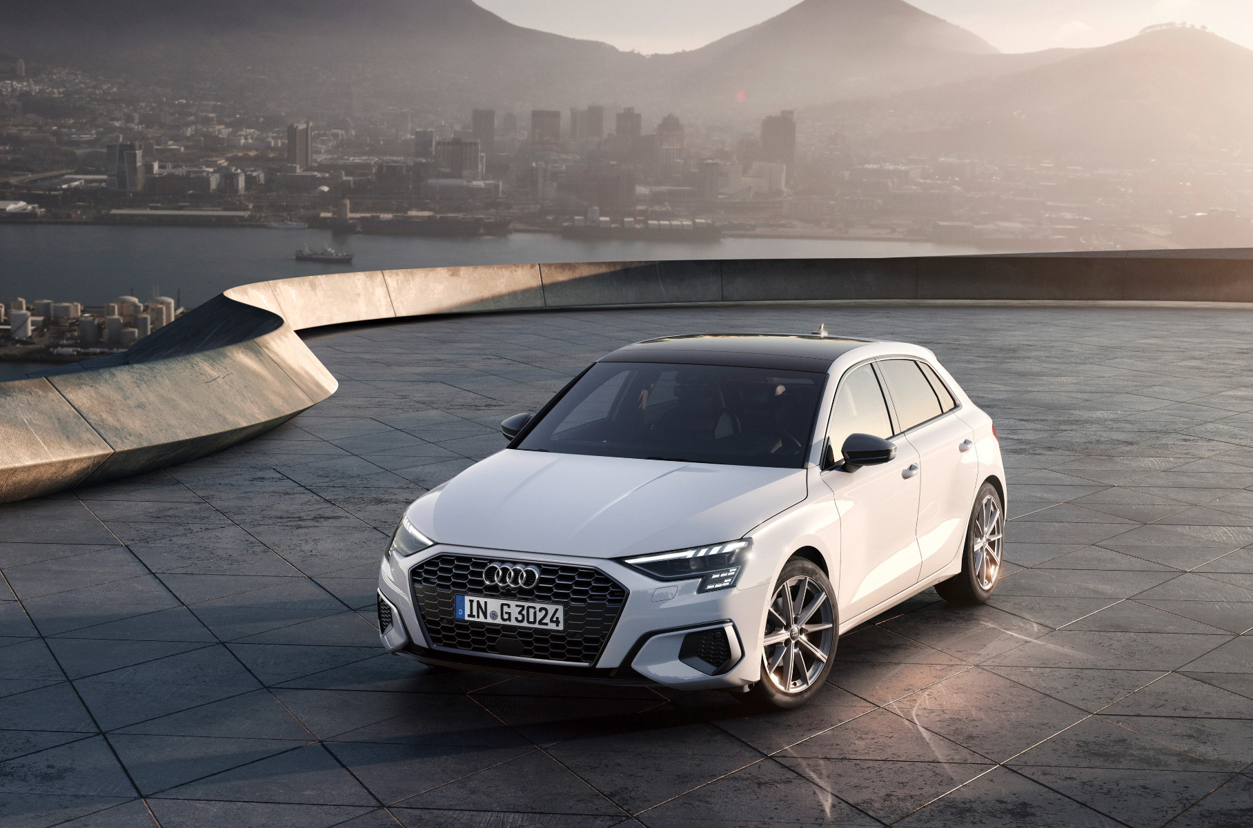 """Audi has launched a new """"30 g-tron"""" spec of its A3 Sportback. The car runs on condensed natural gas and will soon go on sale starting from €30,700."""