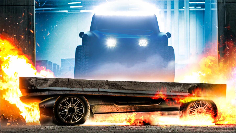 Фирма Vanderhall Motor Works из американского Прово (штат Юта) рассказала о своей будущей новинке: внедорожник Navarro дебютирует в январе следующего года.