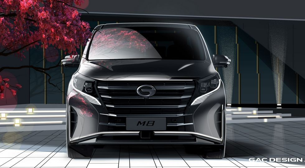 The original GAC Trumpchi GM8 minivan hit the market in China in late 2017 (watch the video if you missed it). It received three sizeable updates last year: first in the powertrain department, later in terms of looks, and finally a new body version called Master. Apparently, the model is getting yet another facelift heading into 2021.