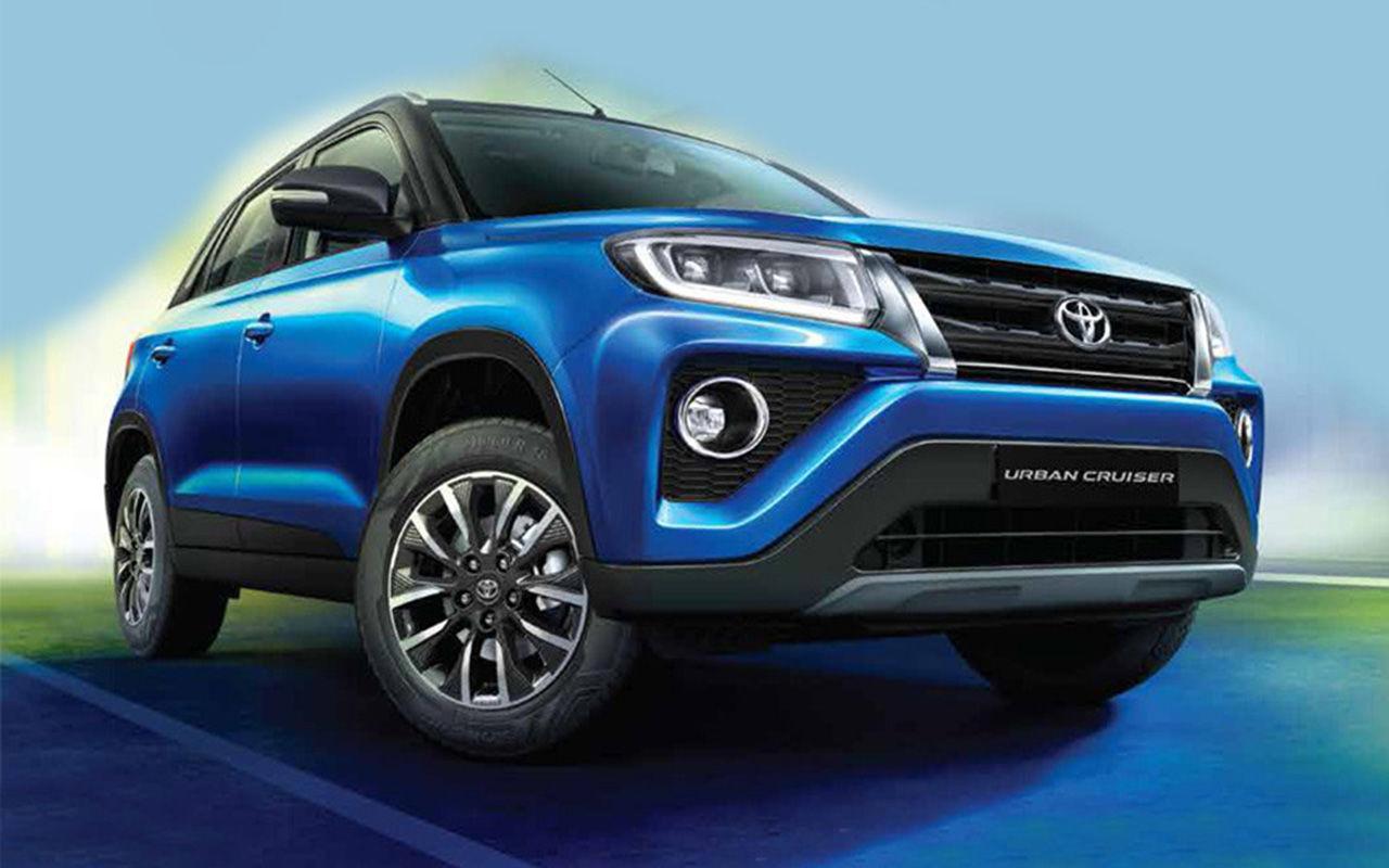 В августе был представлен перелицованный Suzuki Vitara Brezza, получивший название Toyota Urban Cruiser. А теперь стала известна дата начала продаж в Индии – 23 сентября.