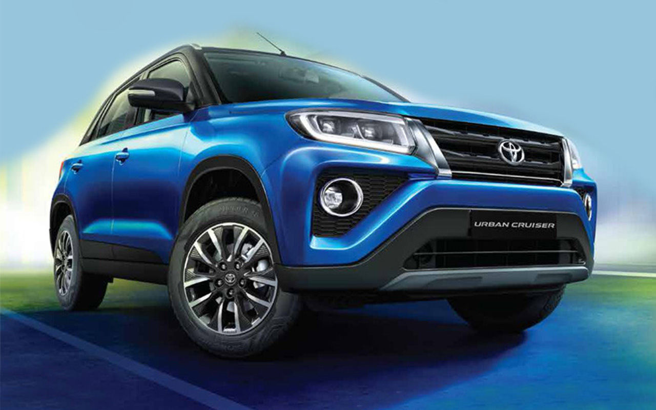 The Toyota Urban Cruiser – which is essentially a Suzuki Vitara Brezza rebadged for the Indian market – will be hitting that market next Wednesday, September 23, 2020.