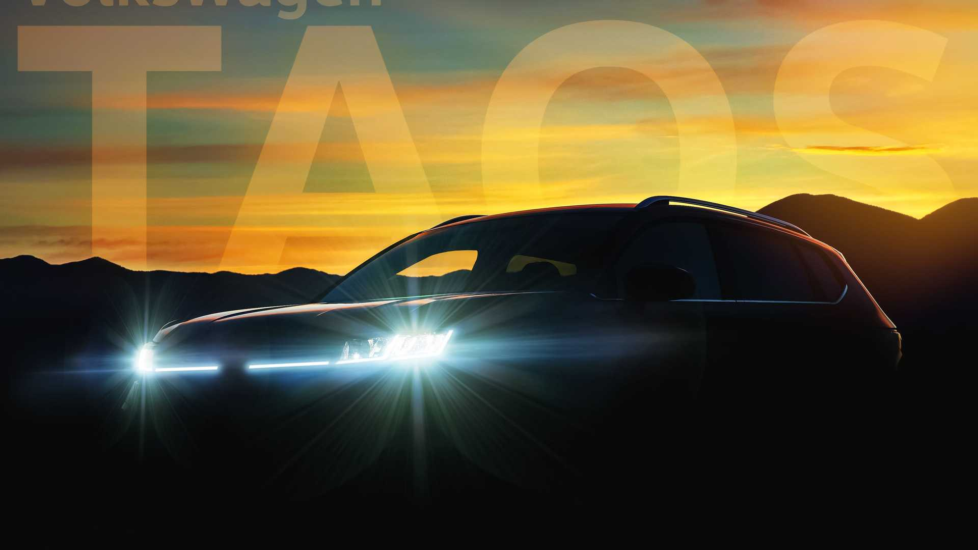 Volkswagen Group of America has announced the premiere of a brand-new SUV model, Taos, on October 13, 2020. The crossover is marketed as a more affordable alternative to the Tiguan.