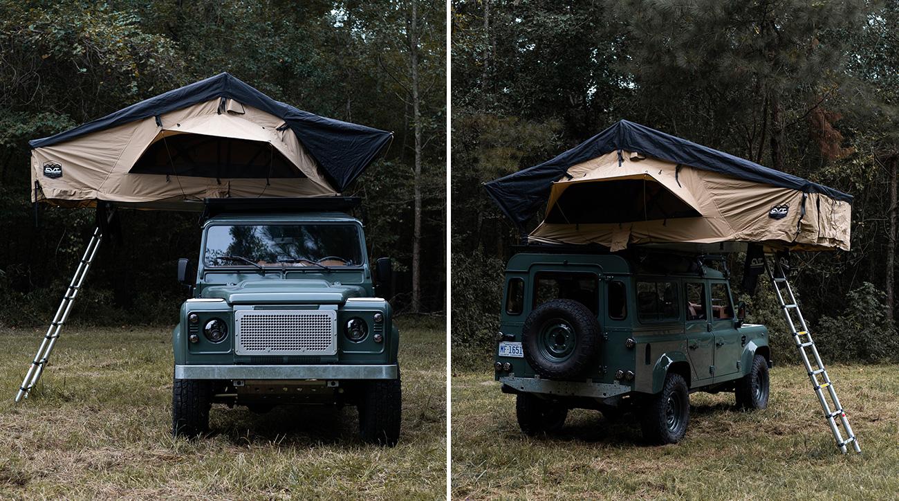 Британская компания Osprey Custom Cars уже не раз (см. видео) оснащала Land Rover Defender мотором от Chevrolet Corvette: теперь 6,2-литровый V8 достался внедорожнику 1985 года выпуска.