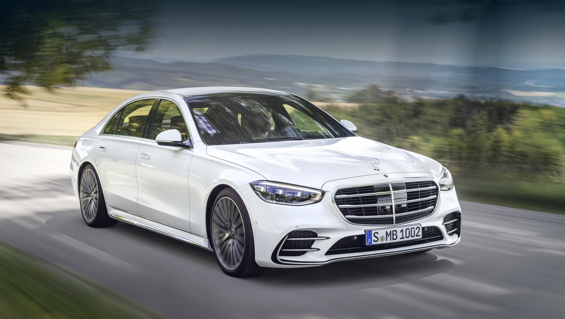 The German automotive giant has disclosed the recommended retail prices for its new W223 S-Class lineup.