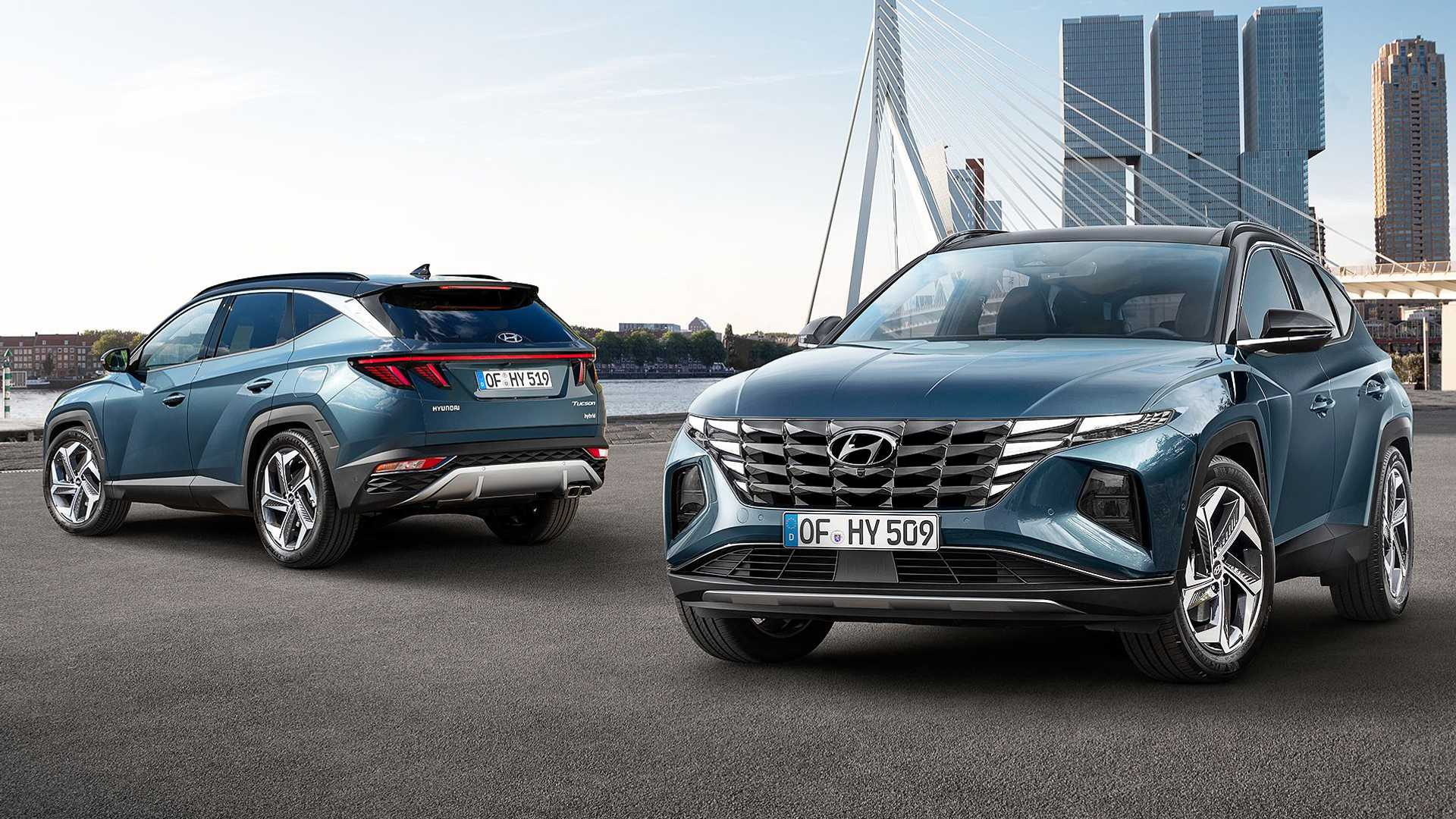 The South Korean automaker has hinted at the possibility of a power-packed Tuscon N crossover SUV joining the Tucson family in the future.