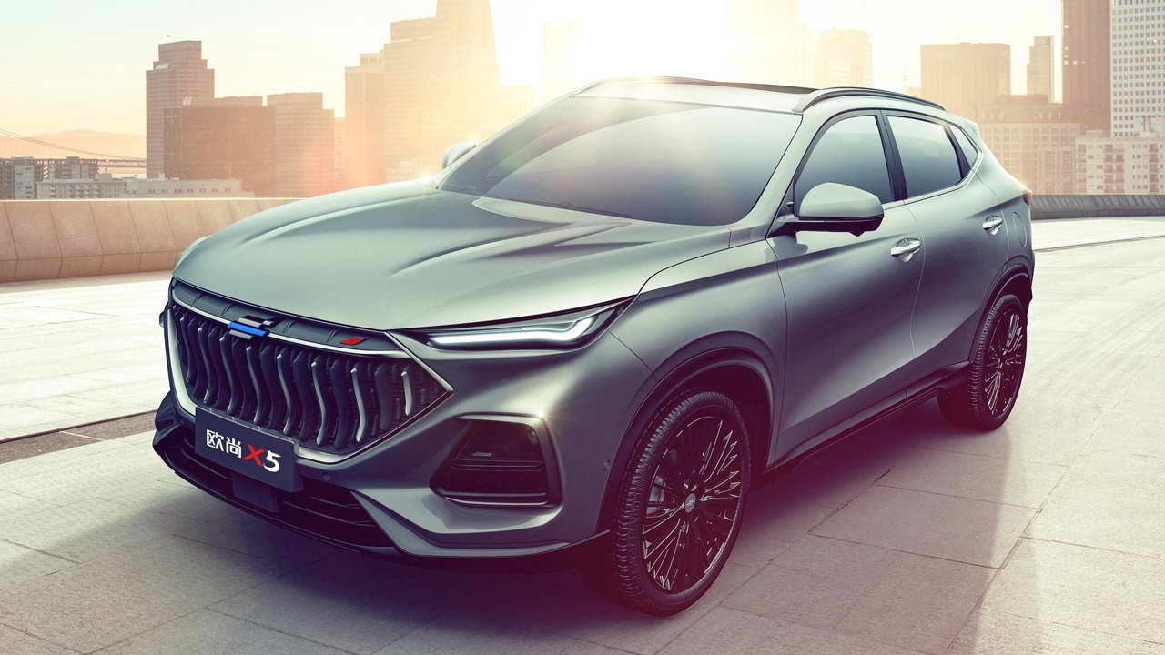Oshan, a premium car marque established by Changan, has shared pics of its upcoming SUV called the X5. Getting any Maserati vibes yet?