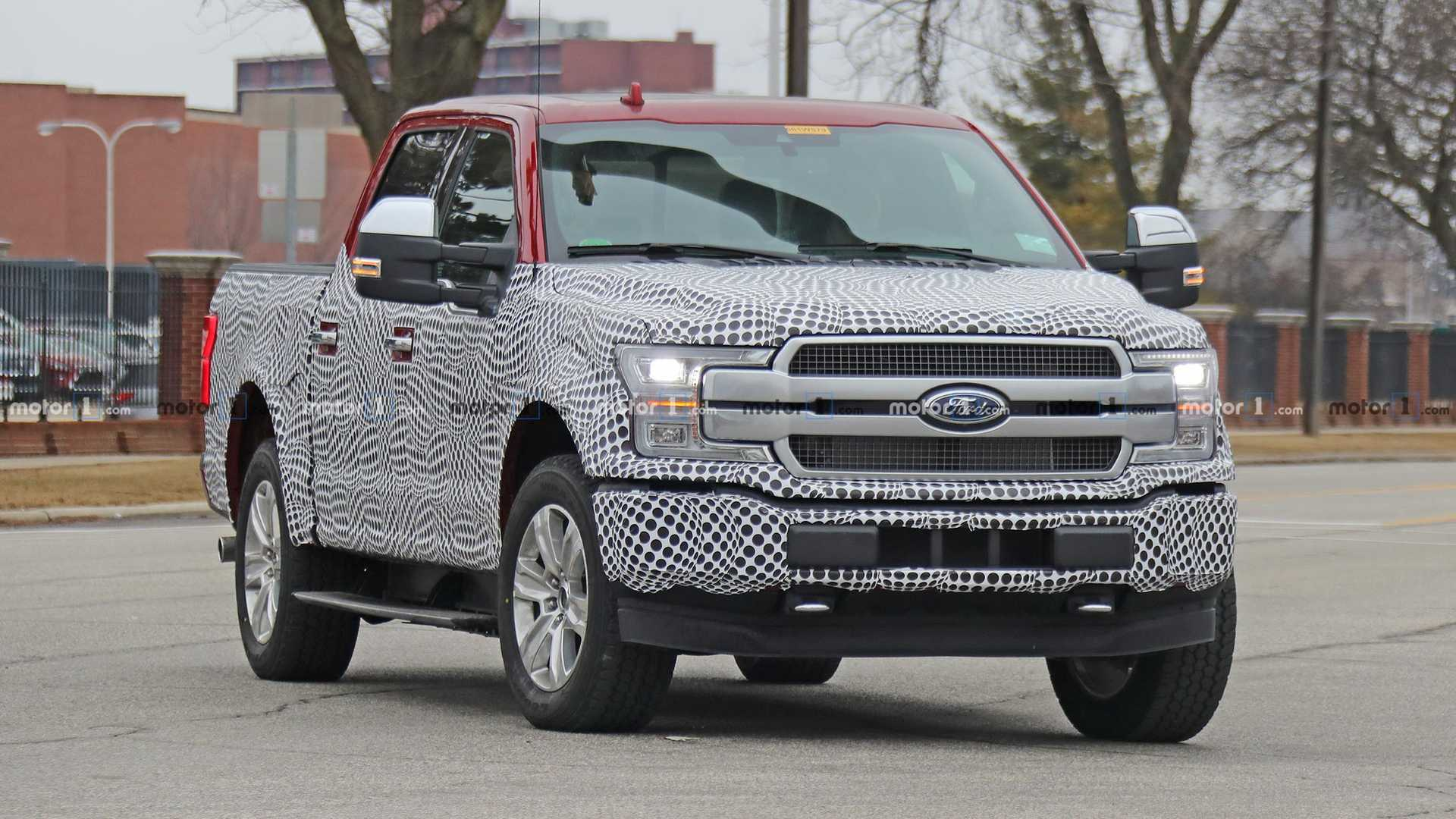 Ford has released a brief promo video showing a battery-powered version of its latest F-150 truck. It will be the marque's first car to enter production in Dearborn, Michigan.