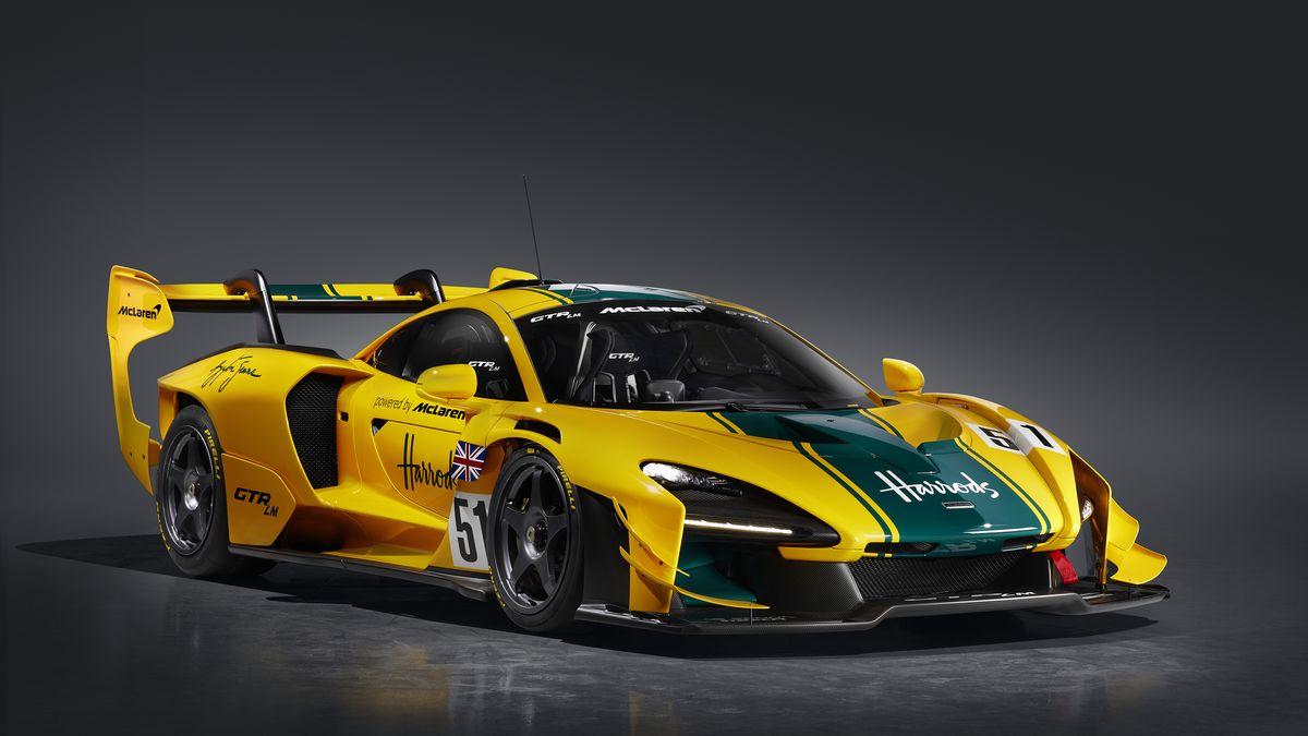 McLaren will be celebrating the 25th anniversary of its Le Mans victory by launching five exclusive Senna GTR LM variants. Each car will get an iconic livery of one of the racers that claimed the first, third, fourth, fifth and thirteenth places back in 1995.