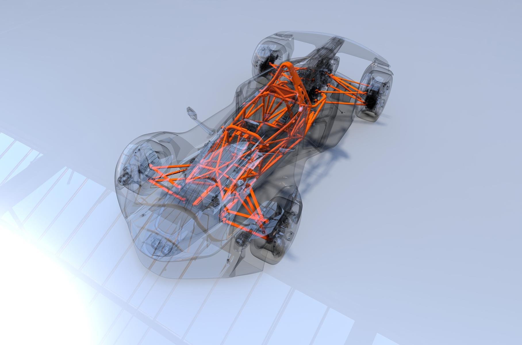 Недавно полученный правительственный грант позволит автопроизводителю BAC протестировать в конструкции авто экспериментальный сплав на основе ниобия. Прототипом выступит трек-кар Mono.