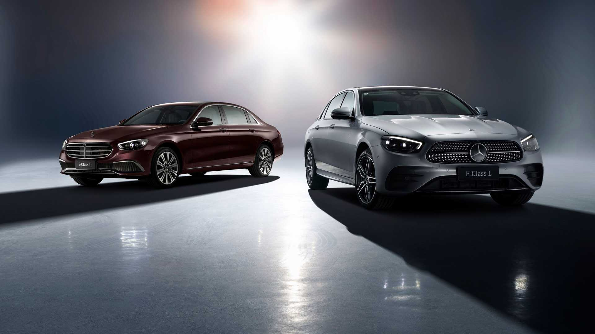 The China-only Mercedes-Benz E-Class heads into 2021 with an even longer wheelbase than before and new modern niceties in the cabin.