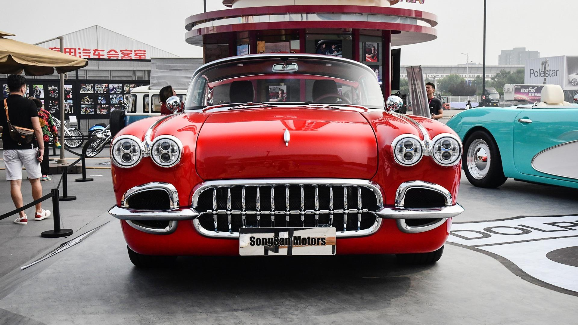 Automaker Songsan Motors has brought quite a few unlicensed replicas of Western cars to the Auto China 2020 show, but the SS Dolphin stands alone in the fact that it will be getting a U.S. release.