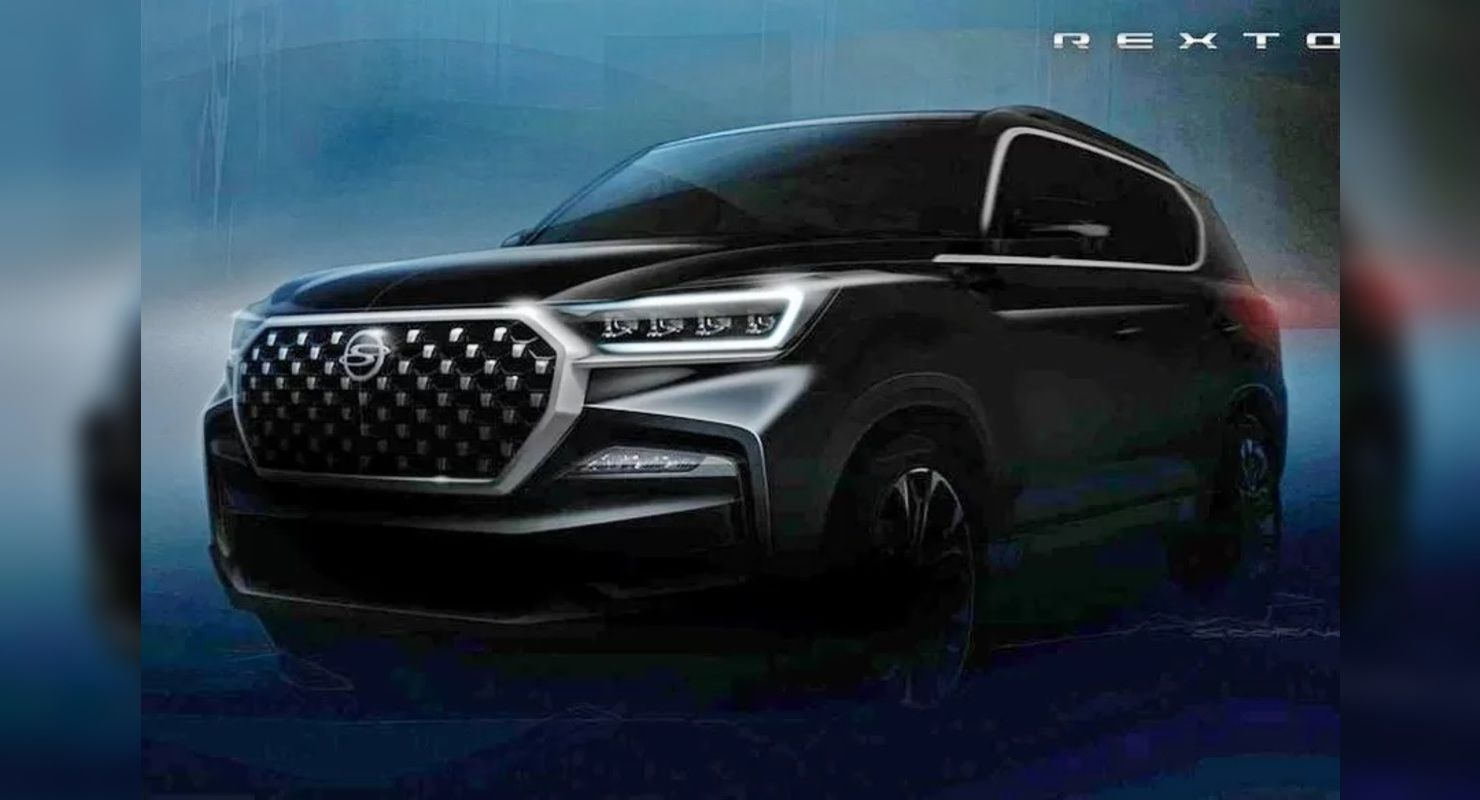 """SsangYong has scheduled the premiere of its """"all-new"""" Rexton SUV for November 4, 2020. The automaker makes it sound like the next generation is coming up, but the teaser pics leave us worried that the car makes do with a moderate facelift instead."""