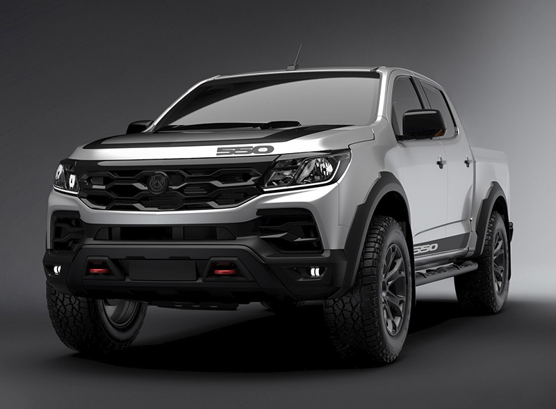 General Motors is axing its Holden marque in Australia and New Zealand later this year, but tuners aren't fond of this decision. Among others, Walkinshaw Performance will soon start shipping a tuning kit for the Holden Colorado pickup.