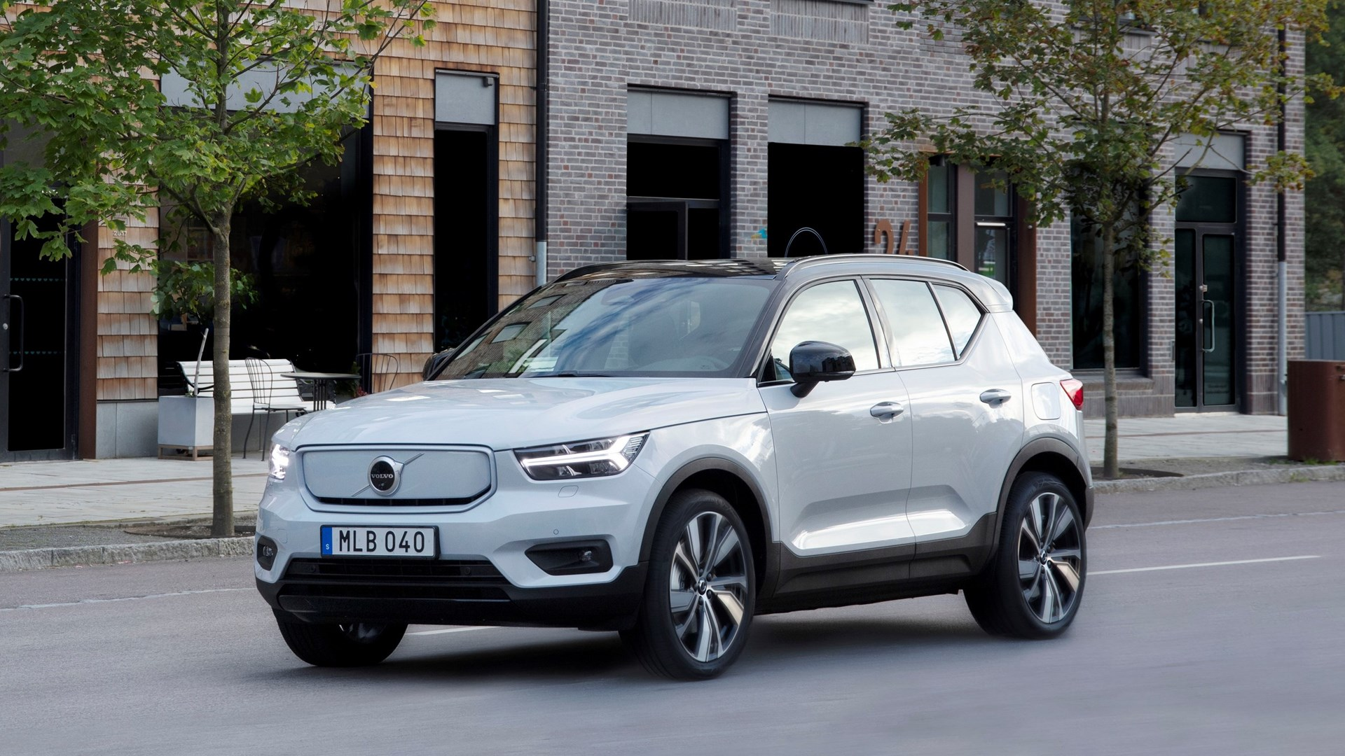 Volvo's first all-electric car – the XC40 Recharge – has arrived in the United States, and it comes at a premium over the Tesla Model Y.