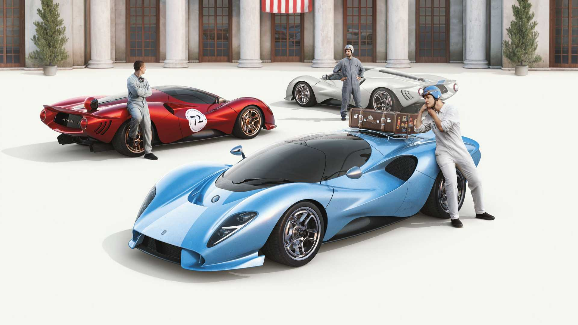 The resurrected Italian car marque made quite an entrance at the last year's Goodwood Festival of Speed with its all-new P72 supercar. The production was slated to begin in 2020, but it now turns out the company never found a suitable location for it in Europe and may have to relocate to the United States.