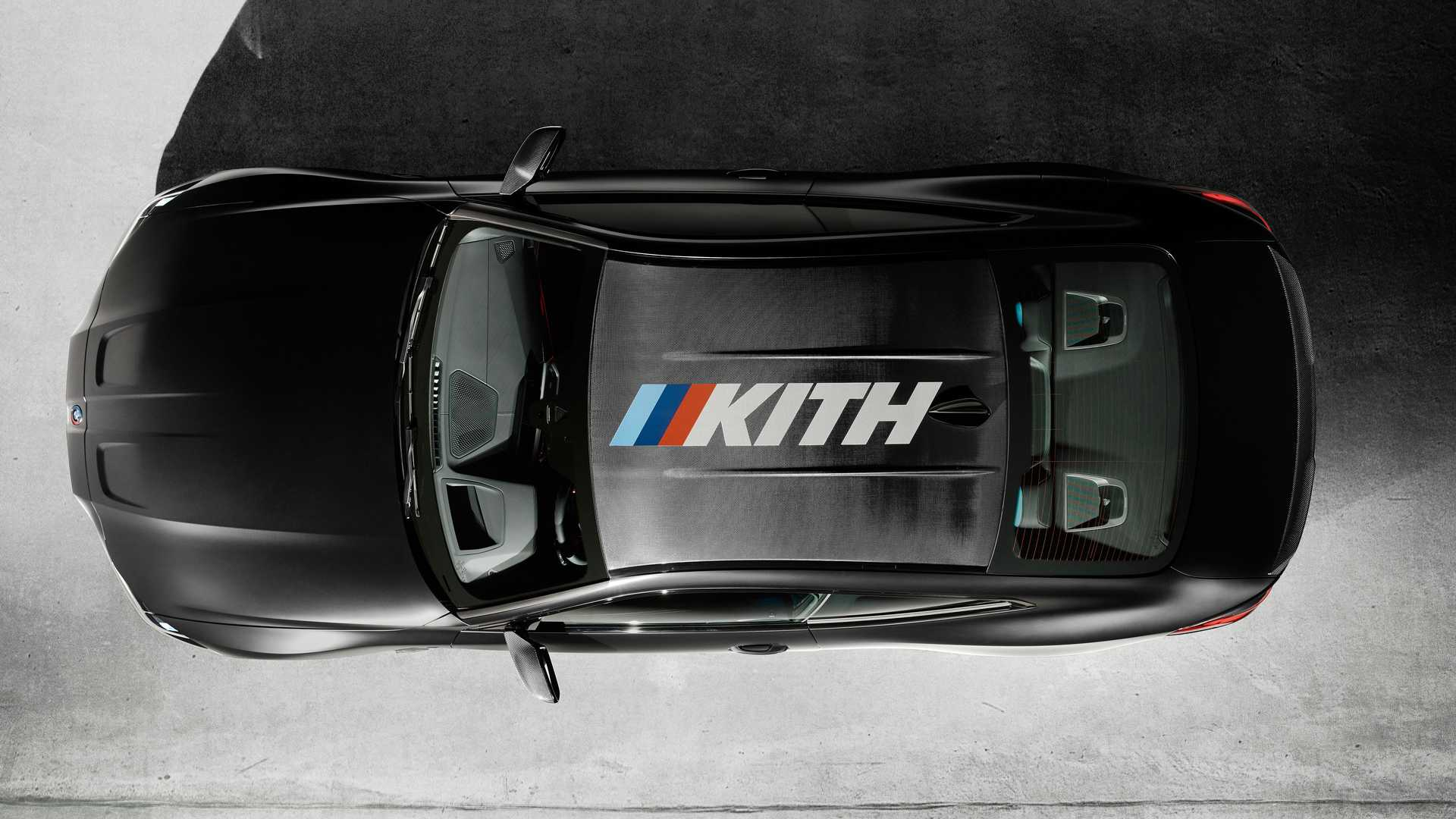 BMW has collaborated with the New York fashion brand Kith to produce a limited series of the M4 Competition Coupe.