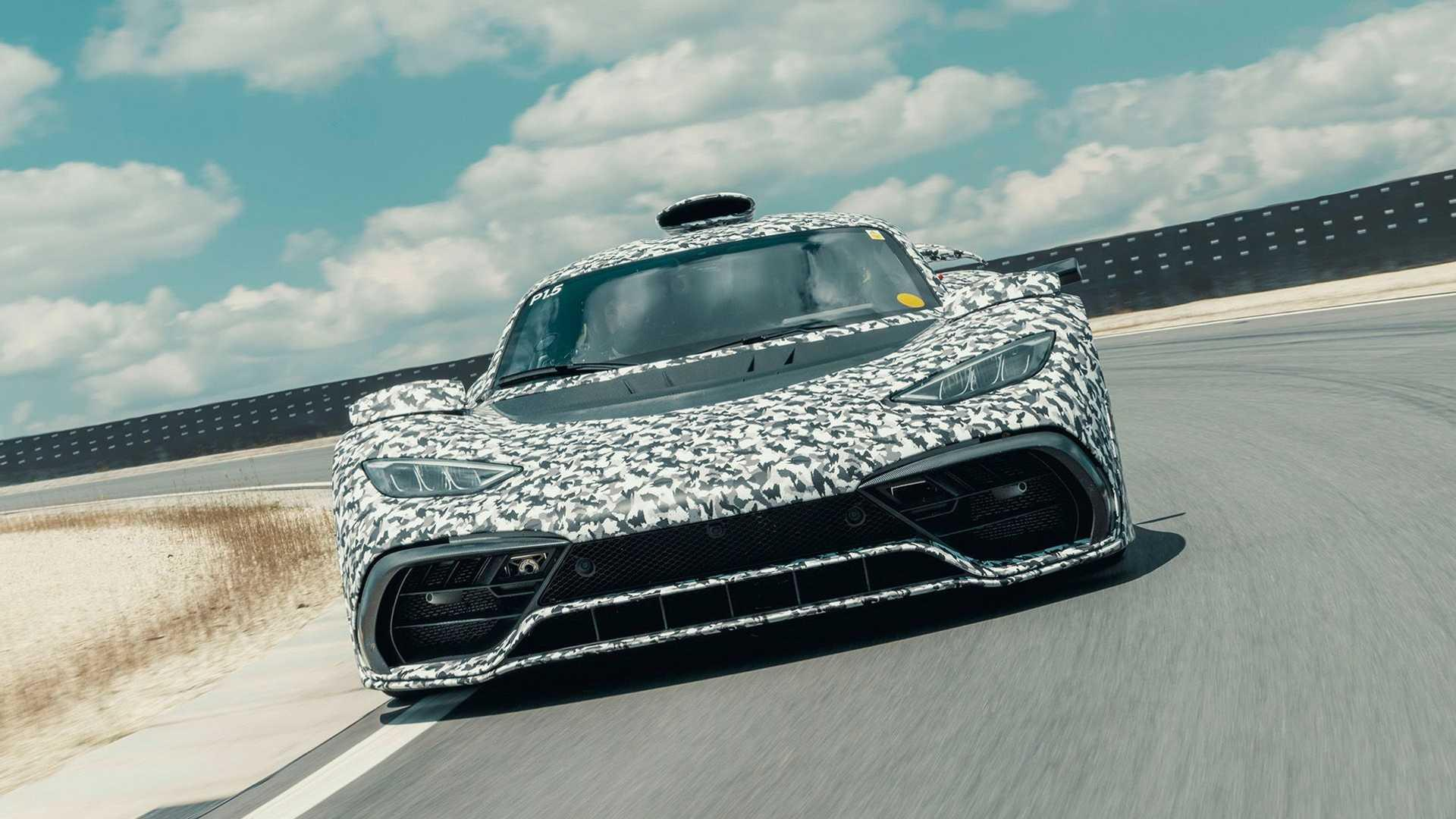 The launch of the hybrid-powered Mercedes-AMG One remains scheduled for 2021, but the tri-pointed star company decided to dispense with the mystery surrounding its specs.
