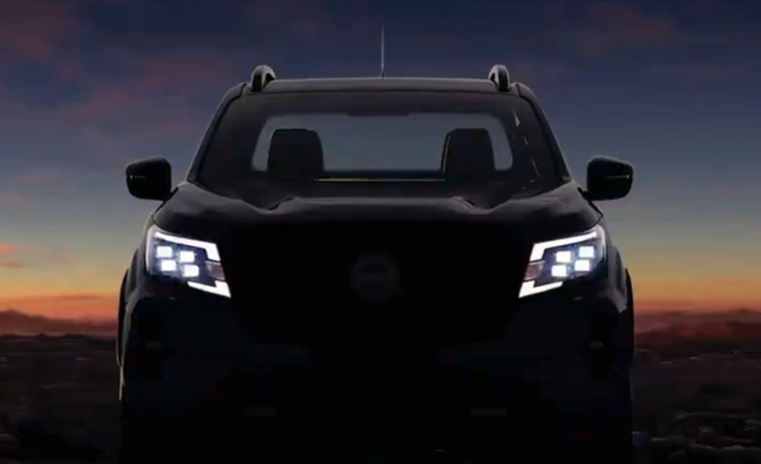 Nissan has shared a short film dedicated to the history of its Navara/Frontier pickup and simultaneously teased us its facelifted version coming up on November 5, 2020.