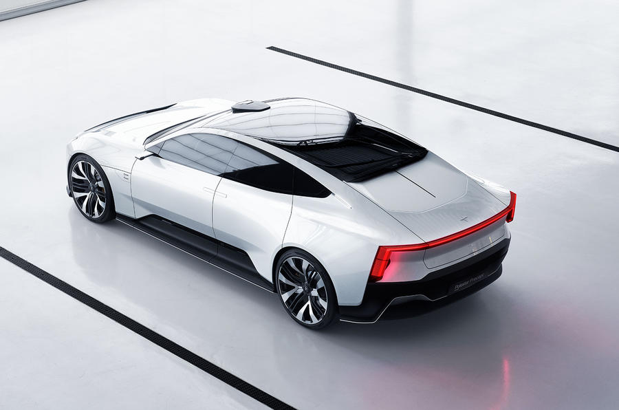 Polestar will be using the Volvo SPA2 architecture to design and produce three new car models in China. These are provisionally known as the P519, P419 and 723K.