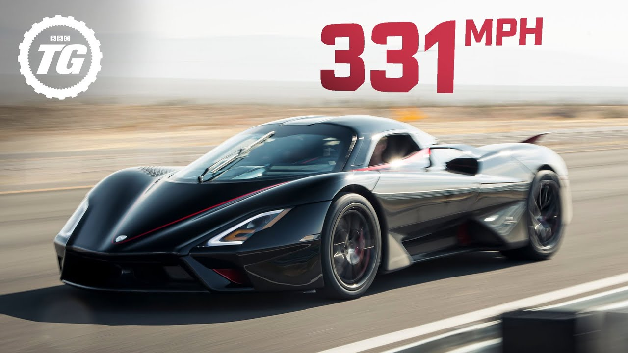 SSC will redo Tuatara's top speed record run to satisfy nay-sayers