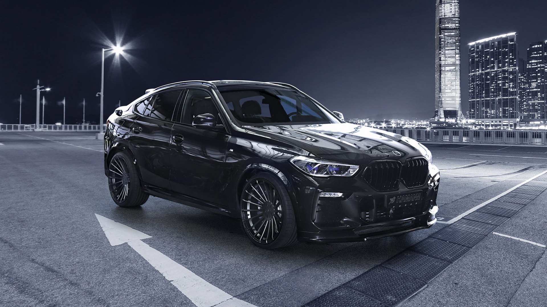 Coupe-shaped SUVs may not be to everyone's liking, but sales figures prove that many find this car type optimal for their needs. It is for these people – more specifically, the BMW X6 owners – that Hamann Motorsport designed its latest styling package.