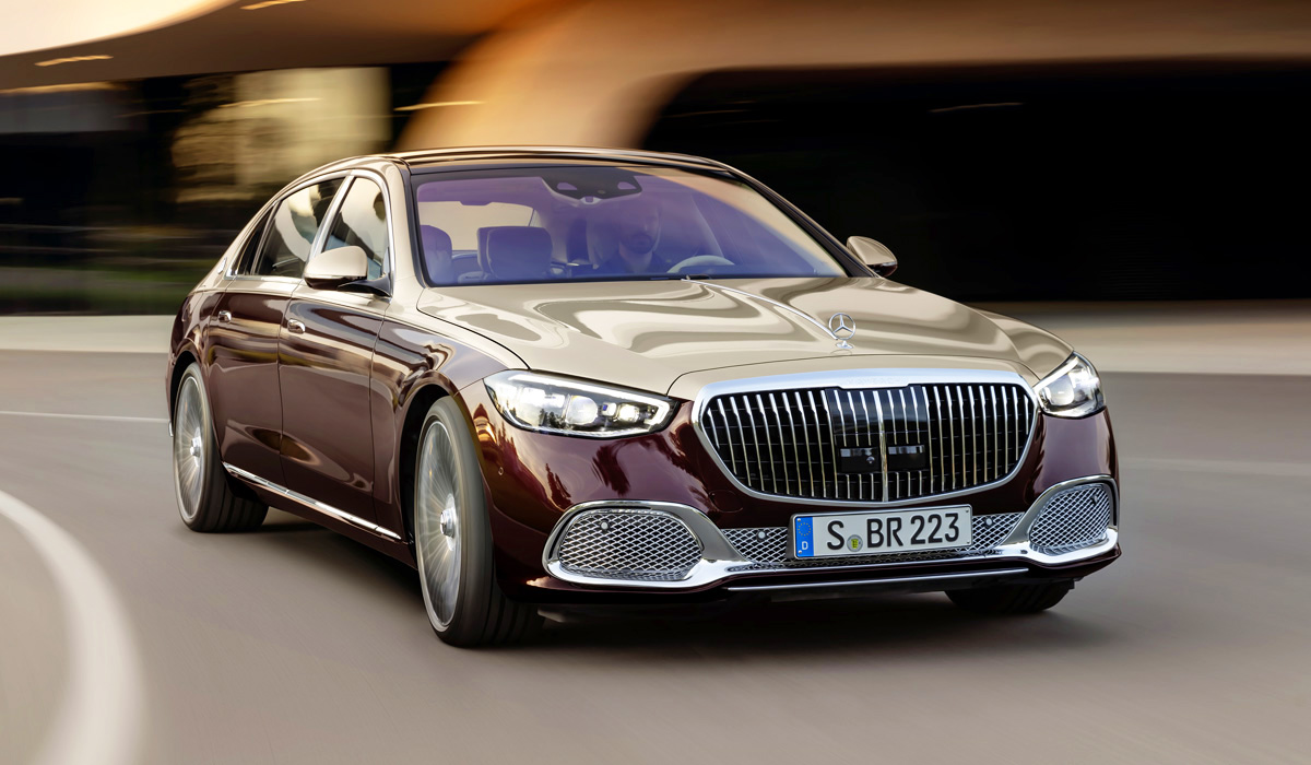 While Mercedes surely isn't in a hurry to reveal the engine lineup of the new Maybach S-Class, it still wants us to know what we can pay for to make the opulent executive saloon even more spectacular.