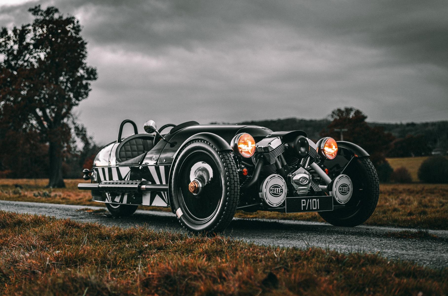 Morgan Motor Company has announced the production of the final batch of its 3 Wheeler model. The batch will be marked 'P101' and will be limited to 33 tricycles priced at £45,000 each. Shipments will be made to Great Britain, Europe and the United States.