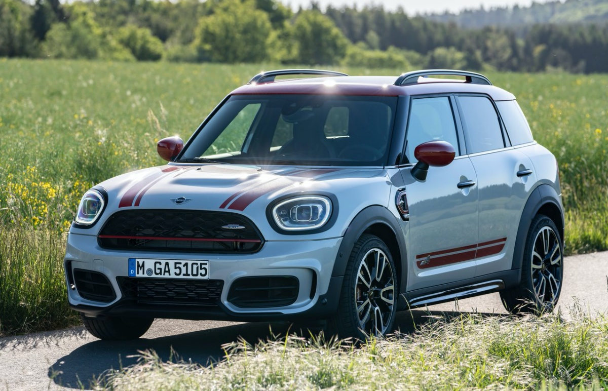 Mini expects to launch the third generation of its Countryman SUV in three years' time.