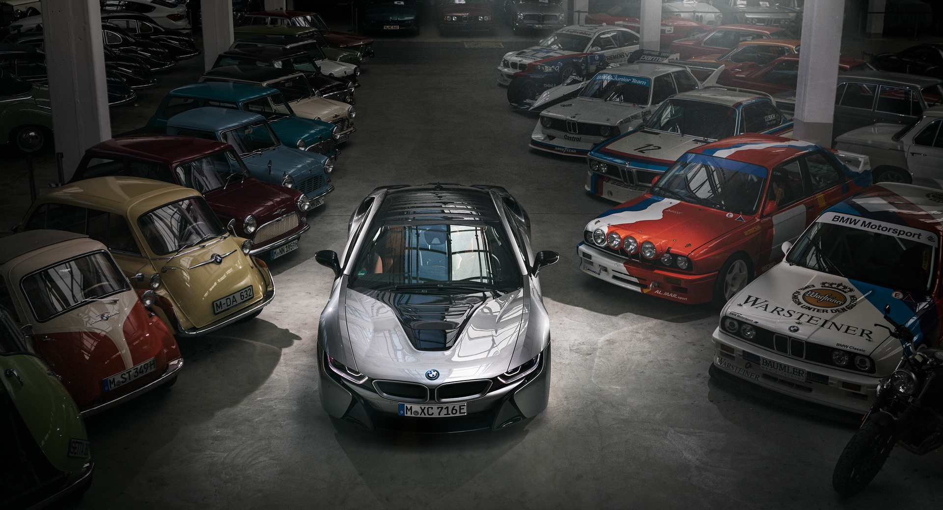 A year and a half ago, Alpina devised a complex performance upgrade plan for the BMW i8 hybrid coupe, but ditched it before production. Read on to find out why.