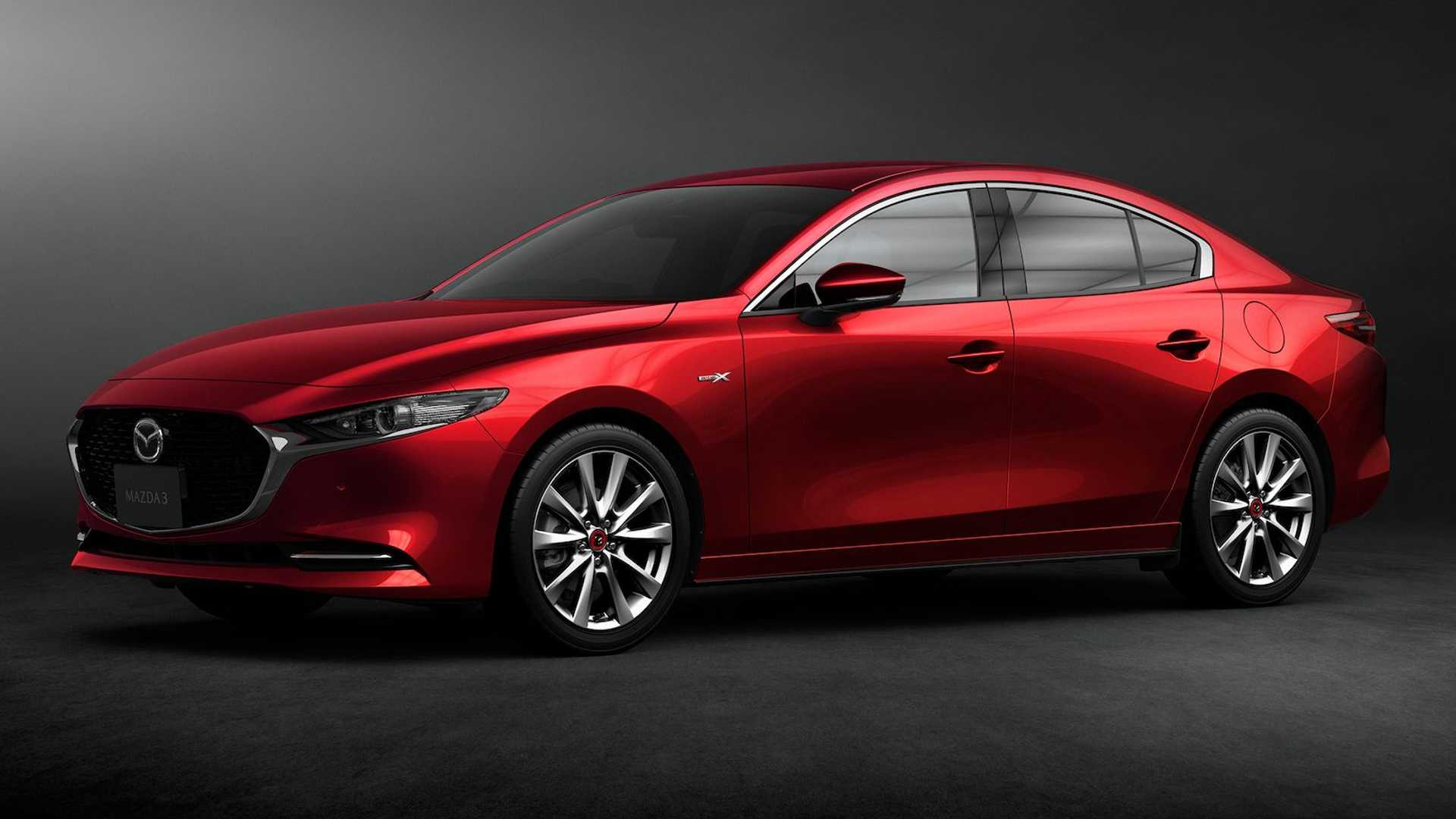 Mazda has upgraded its Model 3 sedan and hatchback in Japan, improving engine power and adding a new special trim level.