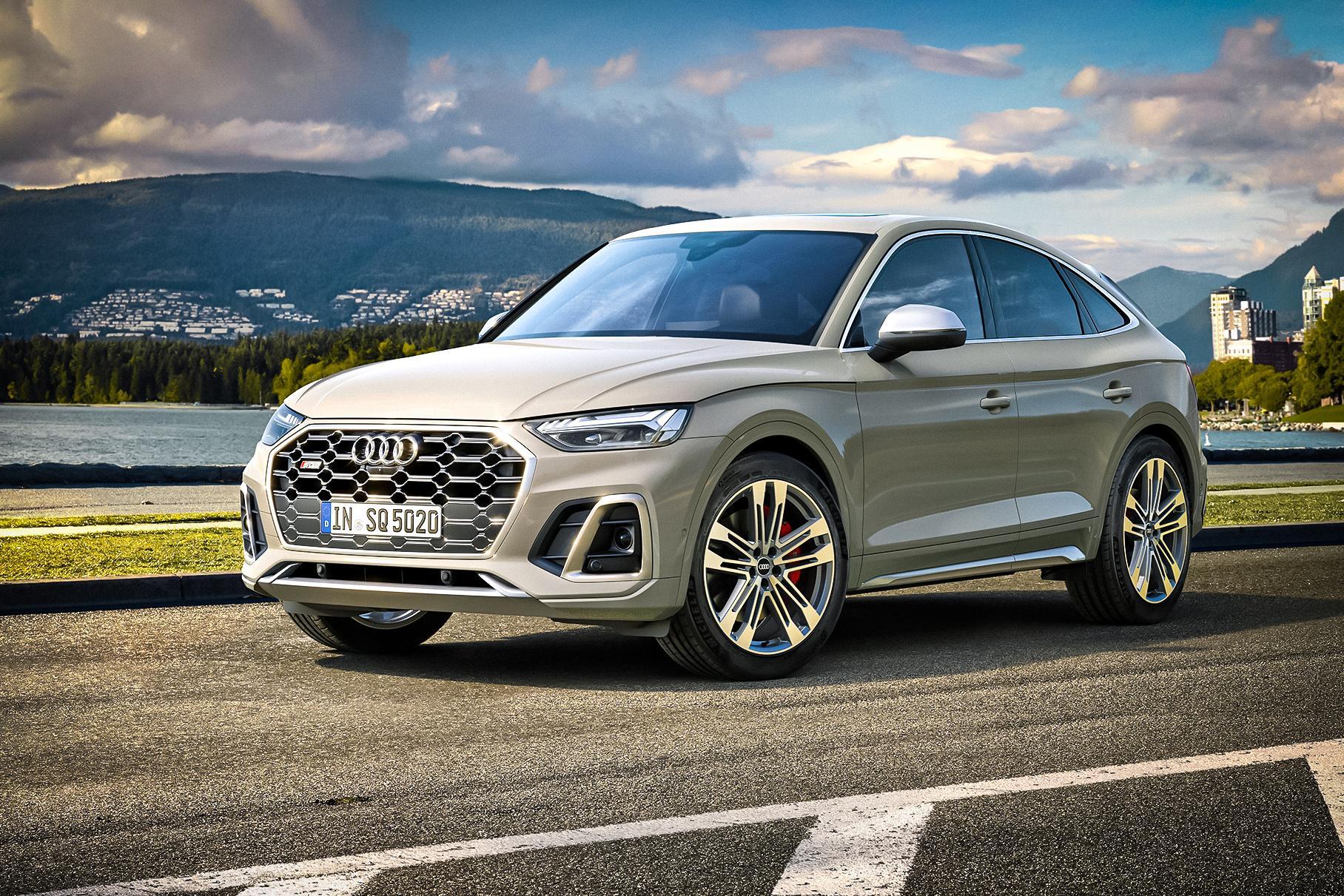 Audi Q5 family gains an SQ5 TDI version