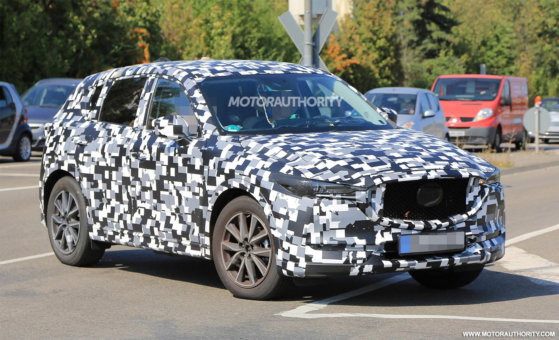 Как известно, для новой Mazda6 разрабатывают «тележку» с задним приводом и продольным расположением мотора. Теперь же появились слухи о том, что эту платформу могут использовать и для третьего поколения CX-5.