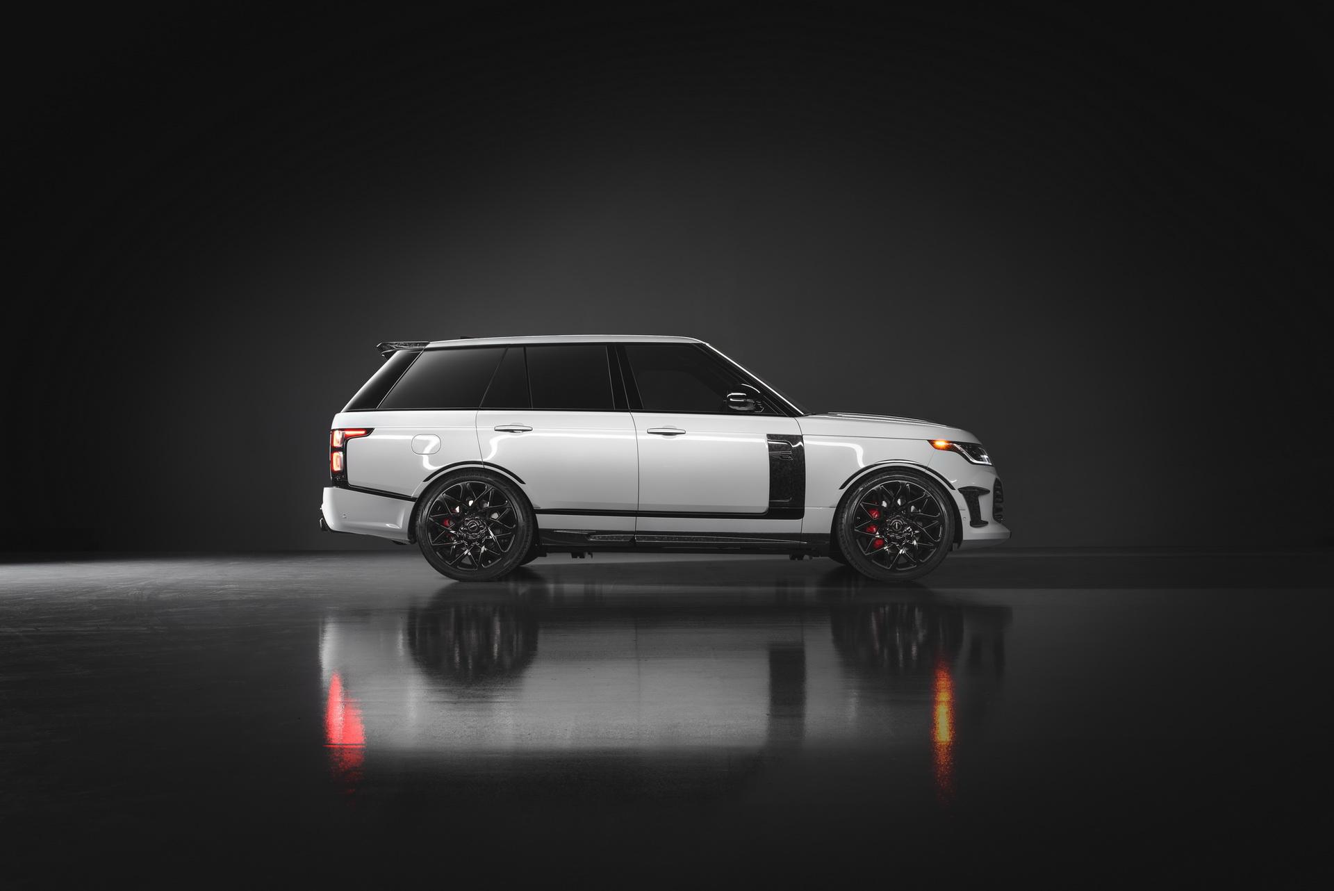 Тюнер Overfinch уже не раз дорабатывал Range Rover (на видео), а проект Velocity Final Edition – последняя модификация на базе нынешнего поколения.