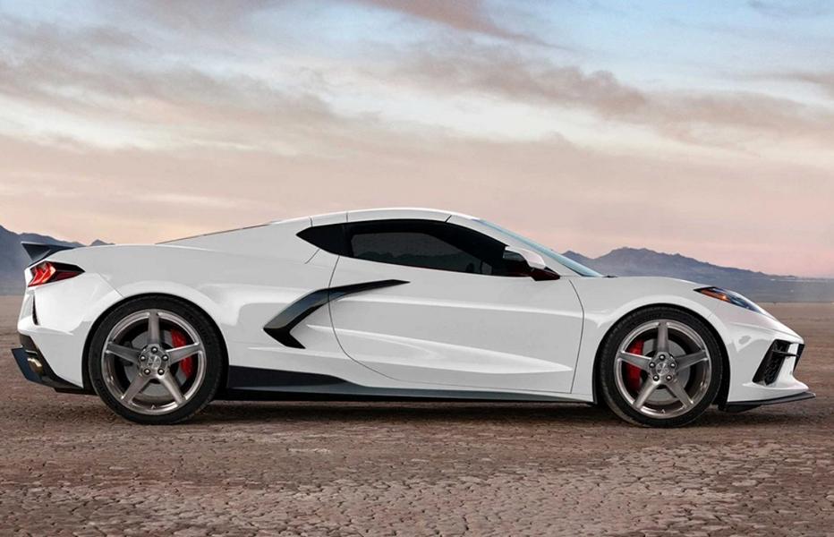 Новые боди-киты для Chevrolet Corvette в кузове C8 появляются практически каждую неделю, и этот вариант от американцев из Racing Sport Concepts (RSC) точно заслуживает внимания владельцев среднемоторного спорткара.