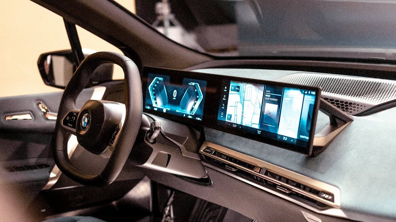 "BMW has joined the ongoing Consumer Electronics Show 2021 (online only) with what it calls ""the next chapter in automotive display design."" Judge for yourself whether the claim is founded."