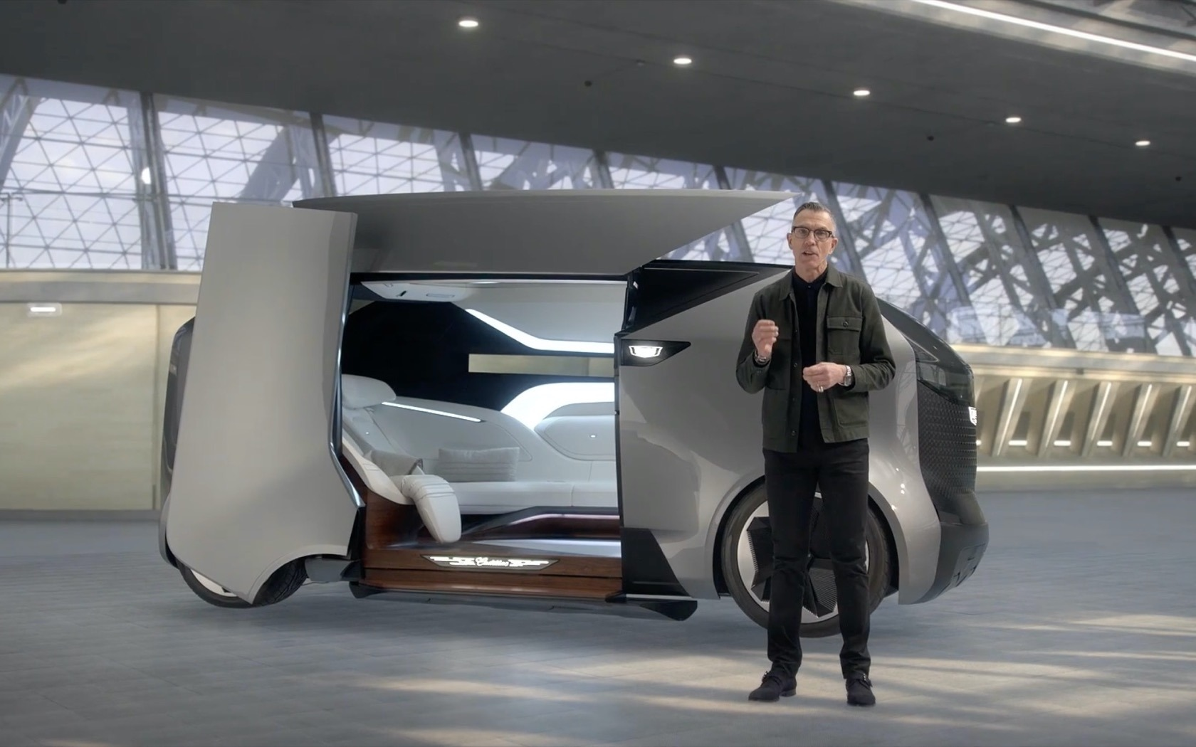 At the 2021 Consumer Electronics Show, which is being held online this year, the U.S.-based automotive corporation revealed its take on the future personal means of transportation.