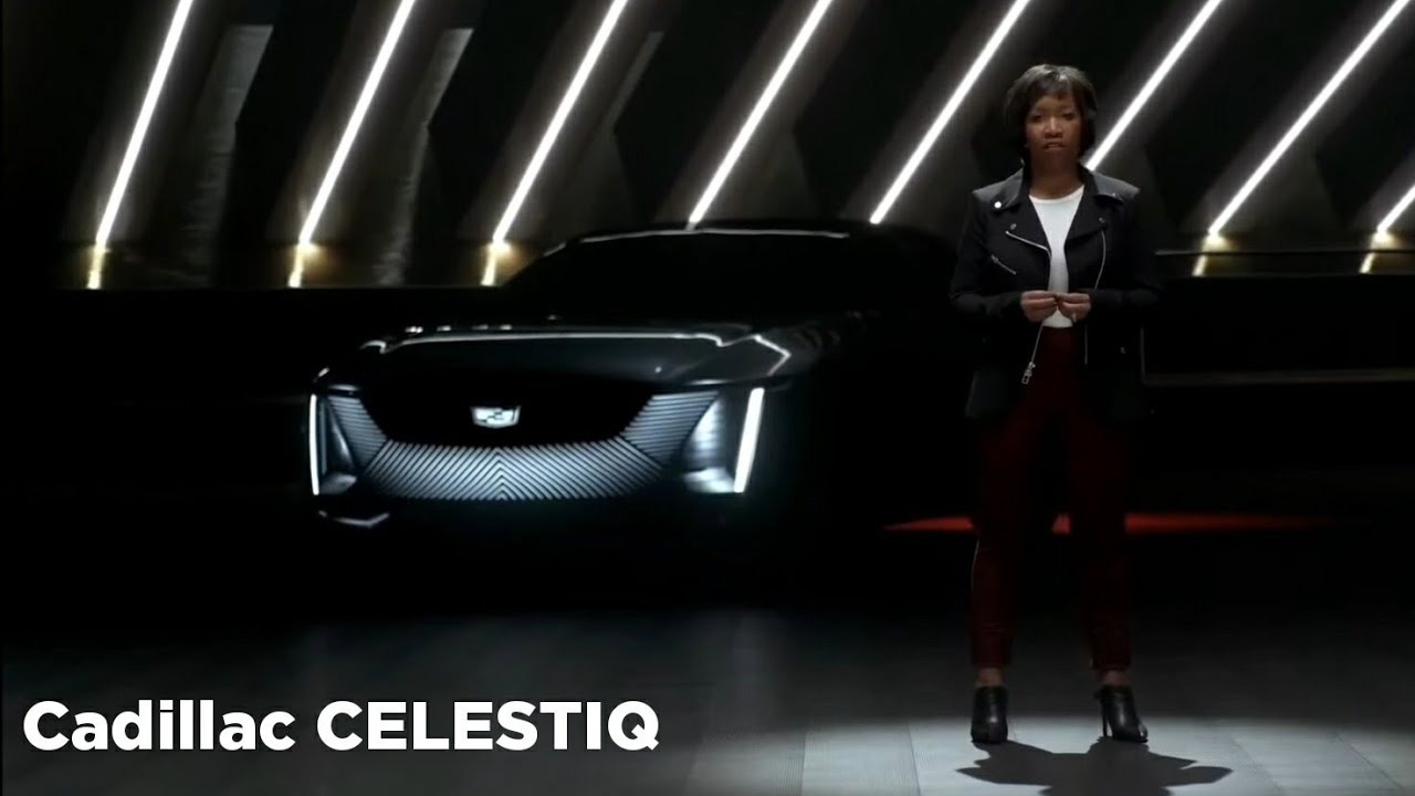 Cadillac has taken the opportunity to tease its upcoming Celestiq sedan at the CES-2021, which will be coming sometime between 2022 and 2025 as the marque's new all-electric flagship.