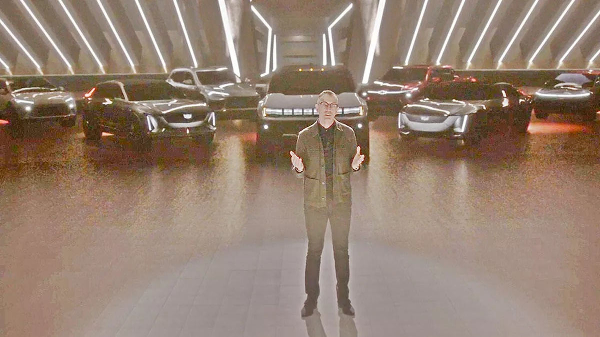 The CES-2021 keeps bringing us new and exciting vehicles to look at. During a recent presentation, General Motors Global Design VP Michael Simcoe teased seven new vehicles, including four mysterious EVs.