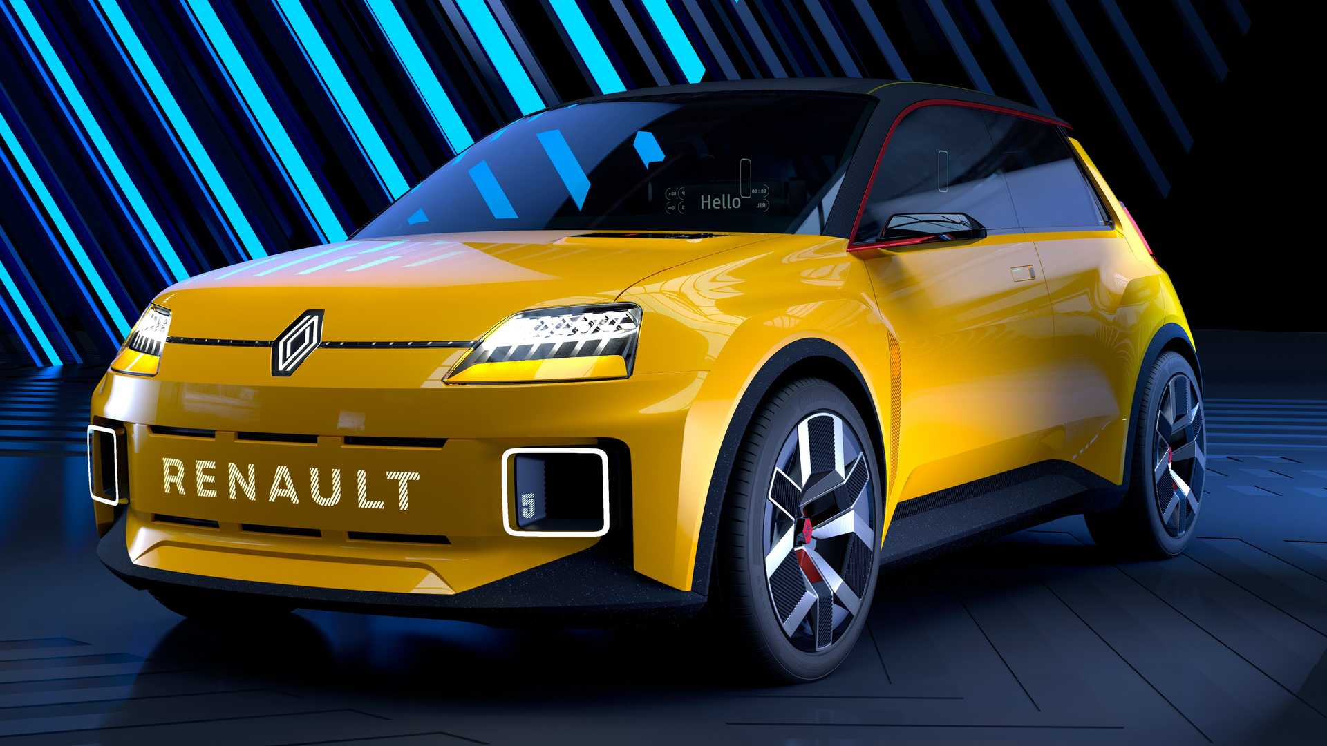 The French carmaker intends to launch at least seven fully electric cars until 2025, and the resurrected Renault 5 unveiled today will be one of them.