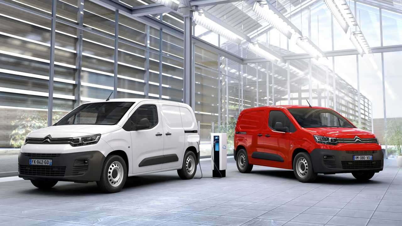Groupe PSA has begun its planned conversion of commercial vans to electric power with the Citroën ë-Berlingo Van.