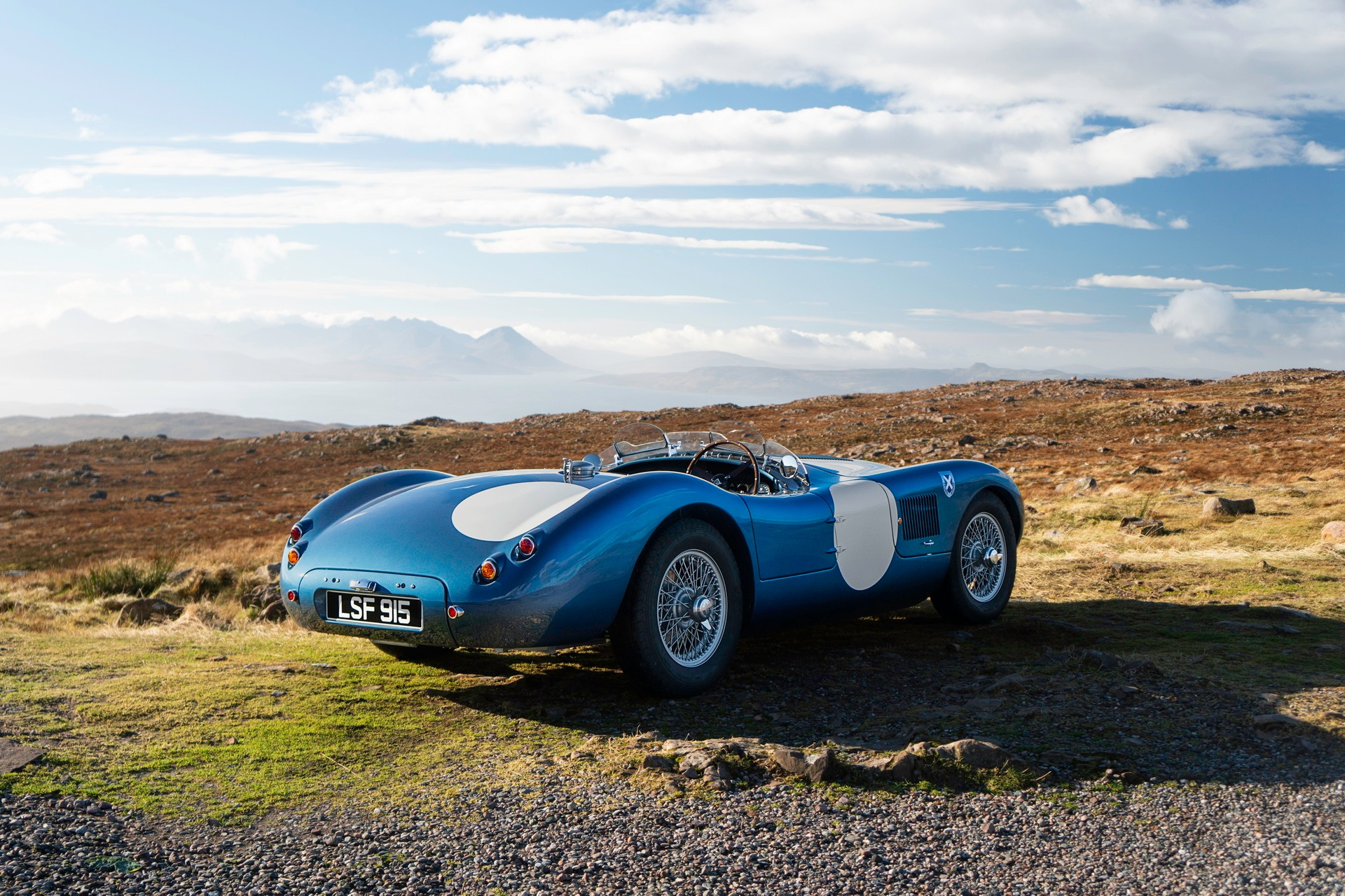 The UK-based niche automaker will be building seven painstakingly precise replicas of the iconic Jaguar C-Type. The company says it will resort to historically accurate methods of production and base it in Coventry, England, where the originals were pieced together back in the 1950s.