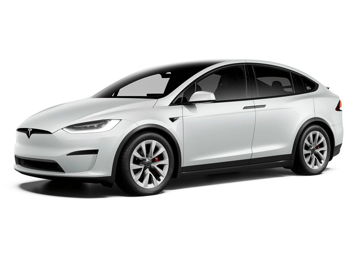 New additions include bumpers, taillights, a third motor and a revised interior, but the scope is not the same as with the Model S.