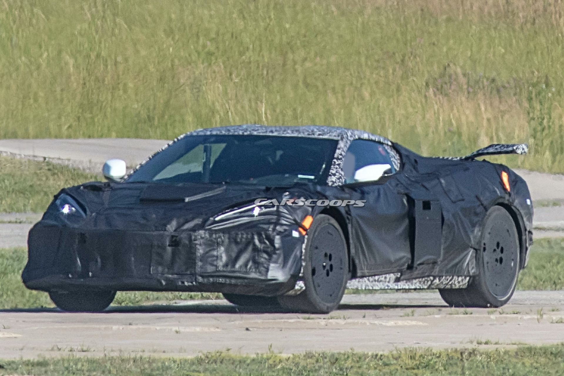 A Chevrolet sales representative claims the range-topping C8 Corvette Z06 will hit the spotlight on July 18, exactly two years after the premiere of the eighth generation.