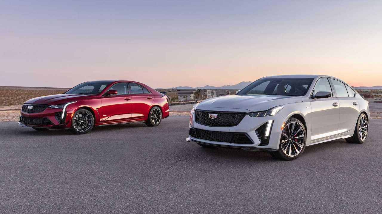 Cadillac CT4-V Blackwing, with twin-turbo V6 engine, revealed