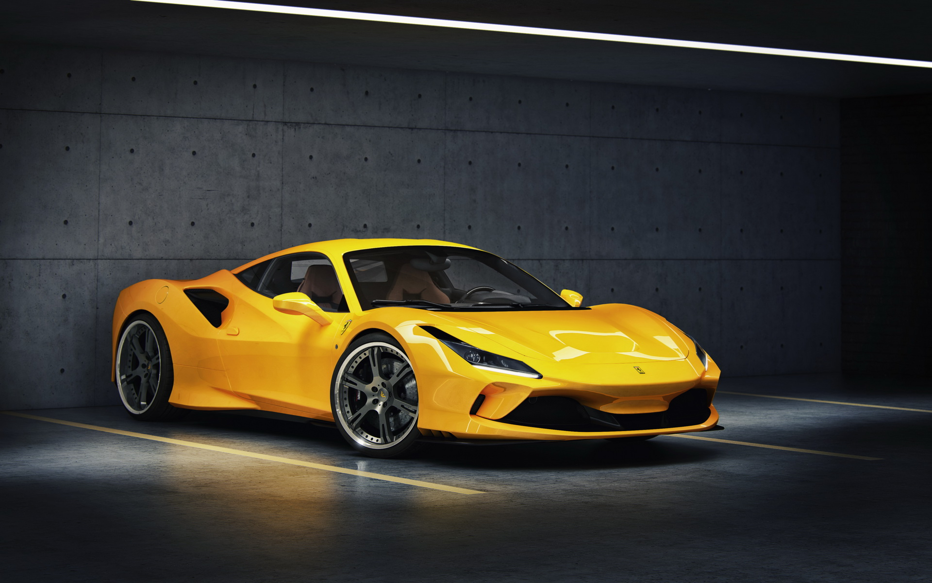 Wheelsandmore has added a whole range of new tuning options for the Ferrari F8 Tributo, making meaningful changes to its suspension, exhaust system and powertrain.