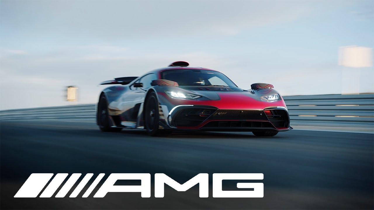 Концептуальный Mercedes-AMG One был представлен 3,5 года назад, и мы до сих пор ждем выхода серийной версии. Сегодняшнее видео продолжает длительную тизерную кампанию.