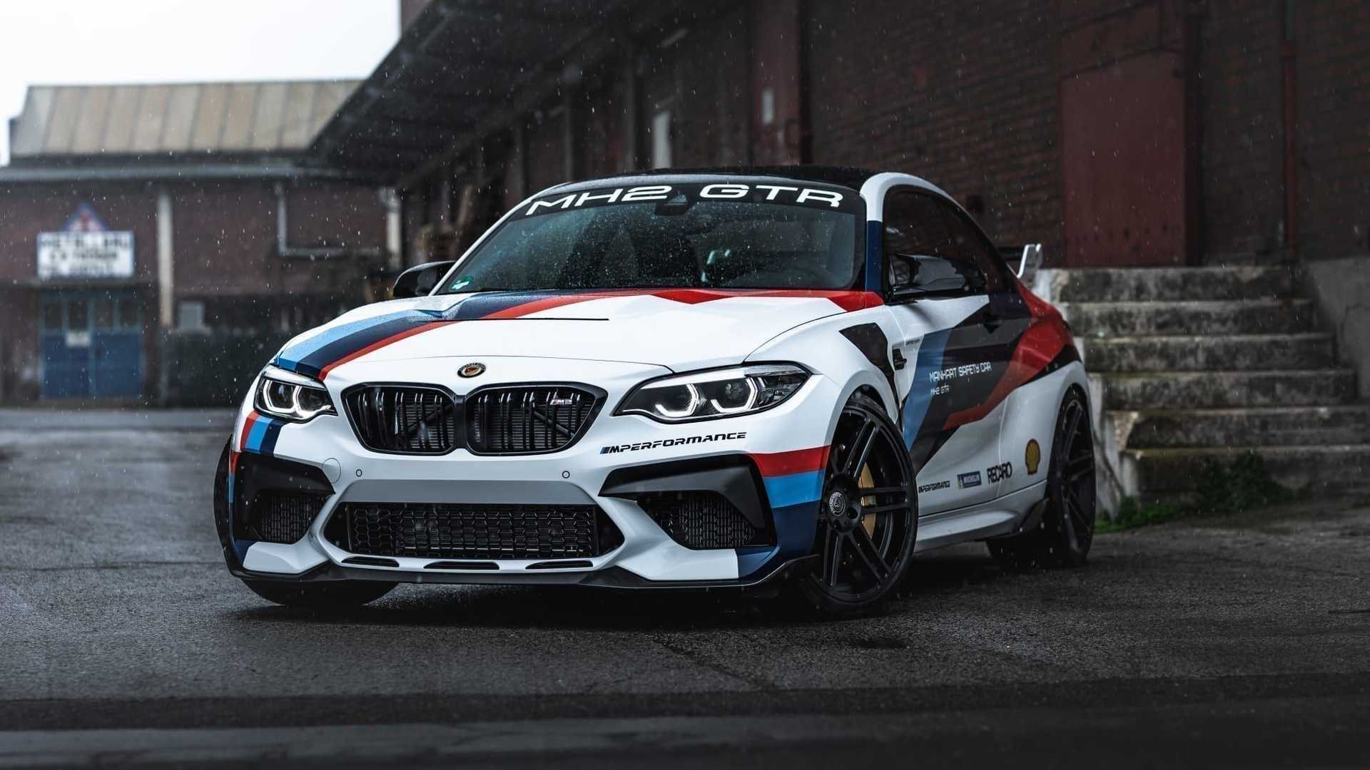 Moments ago, we reported about Top Gear host Chris Harris and his lack of interest in the BMW M2 CS for daily driving. While some of us will relate to the notion of having too much power in a car, others will scoff at it and go looking for options. It is for these individuals that Manhart prepared its latest upgrade kit.