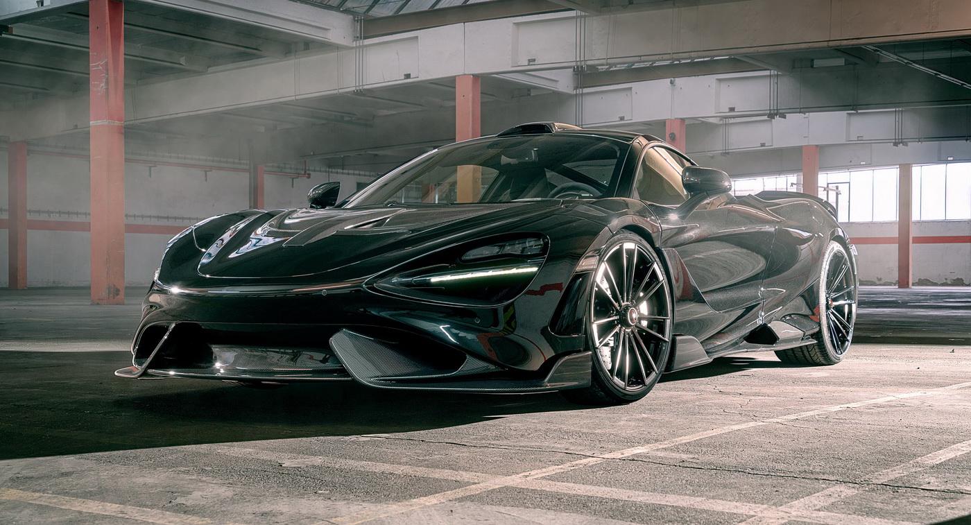 Автомобили класса McLaren 765 LT не нуждаются в доработке, согласны? Если да – пропустите эту новость. Для всех остальных у тюнинг-ателье Novitec есть приятный сюрприз.