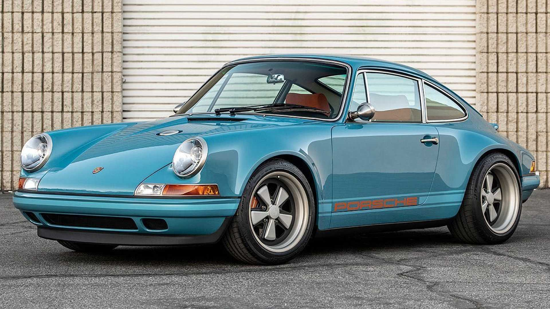Classical car restorer Singer specializes in building ultra-deluxe Porsche restomods priced deep into six-digit USD territory, but this one looks different from most.